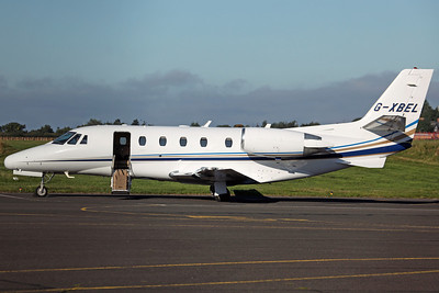G-XBEL Cessna 560XL Aviation Beauport Ltd. 23/9/13