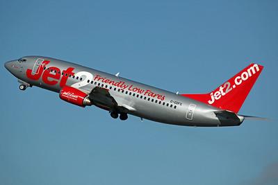 G-GDFG B737-300 Jet2. 23/9/13