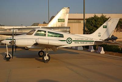 131 Cessna 310 RSAF