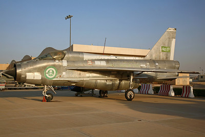 230 Lightning T55 RSAF. Delivered 30/9/69 as 55-716 to Jeddah for 2Sq. Later WFU Jul84.