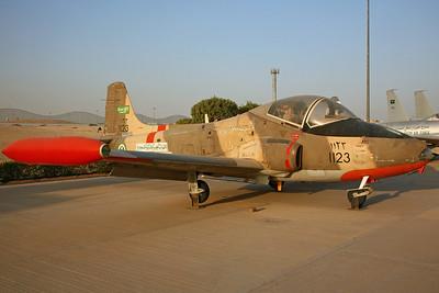 1123 Strikemaster Mk.80A (3690) RSAF