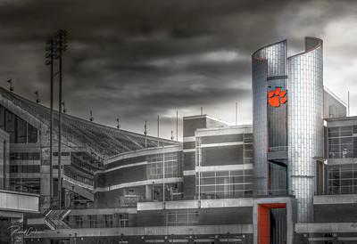 Clemon's Death Valley Stadium (1)