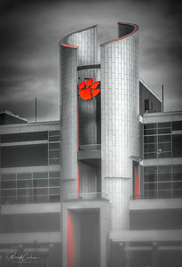 Clemson's Death Valley Stadium (3)