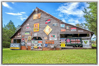 The Sign Barn - Pickens,SC