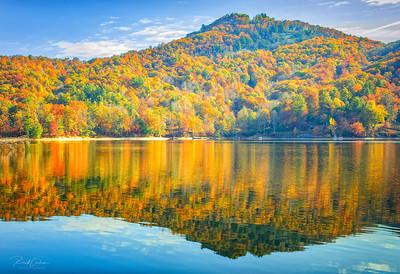Reflections at Fairfield Lake (NC)