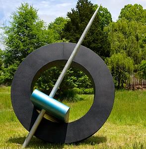 Wayne Vaughn sculpture