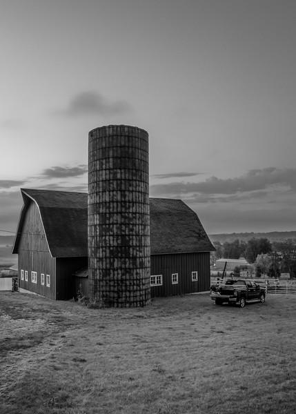 Barn at Dawn (1 of 1)