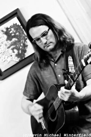 Fred Gillen, Jr.  The Peekskill Coffee House March 2014