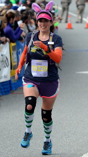 Big Sur Marathon 042714