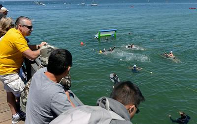 Ocean Water Polo 062914