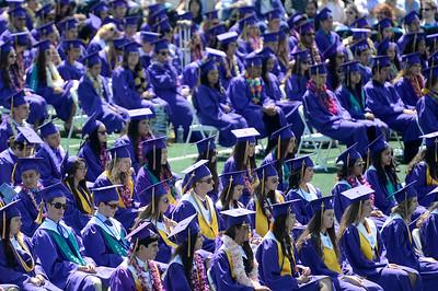 Salinas High Graduation 052815
