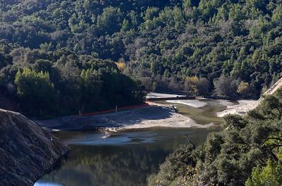 San Clemente Dam Removal 122414