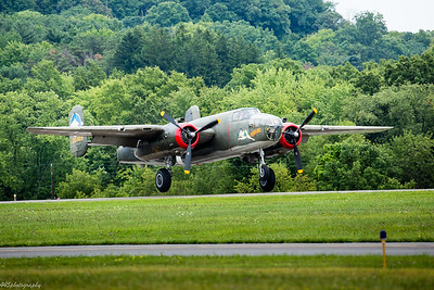 Butler Airport Bomber Week 2016