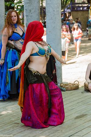 Renaissance Festival Dancers Sept 4/2016