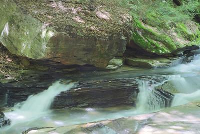 Jackson Falls / Roaring Run