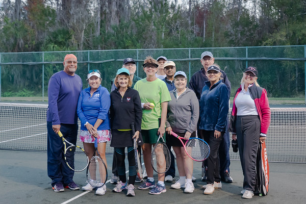March 2019 - Tuesday Night Mixed Doubles