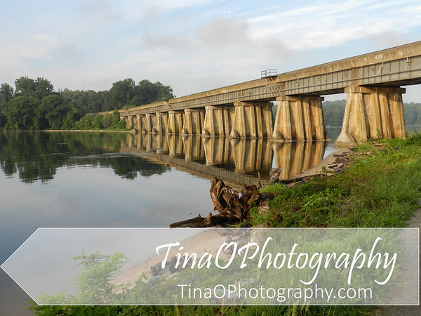 Leesylvania Park Railroad Bridge