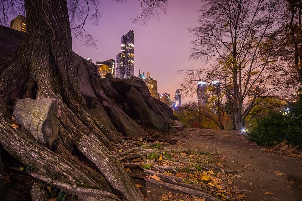 Central Park Bedrock-Color