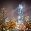 World Trade Center Autumn Night - II