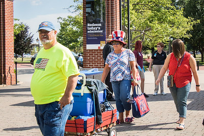 The annual Salute to America Independence Day celebration took place at Greenfield Villlage in Dearborn June 30 - July 3, 2016. Photo by Debbie Malyn for the Press & Guide.