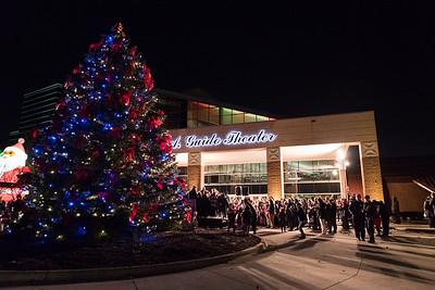 2017 Dearborn Christmas tree lighting