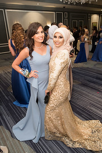 "Dearborn High held their ""Enchanted Forest"" themed prom on Sunday night at ""The Henry Hotel"" in Dearborn. Photos by Matt Thompson - For The Press & Guide"