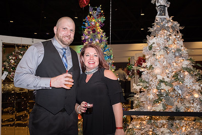 2017 Festival of Trees preview party