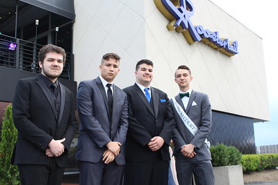 2018 Annapolis High School prom