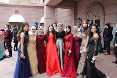 2018 Dearborn High School prom