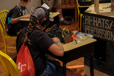The Henry Ford Museum held the annual Maker Faire over the weekend. Photos by Matthew Thompson for The Press & Guide.