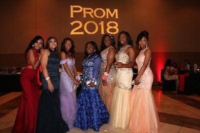 2018 Robichaud High School prom