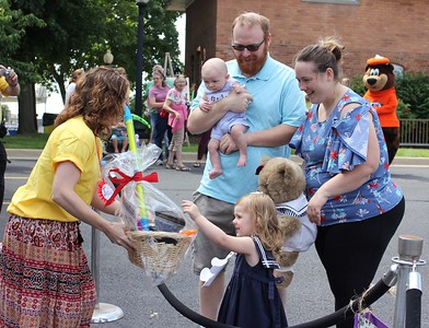 The annual Dearborn Historical Museum Teddy Bear Picnic was held July 29. Photos by Sue Suchyta