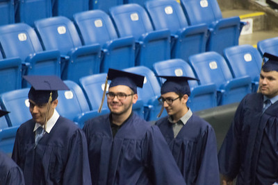 Crestwood High School graduation 2018