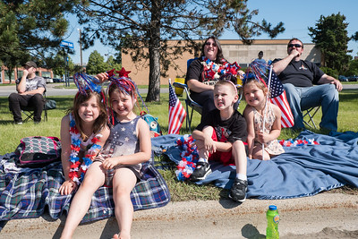 The City of Dearborn and the Dearborn Allied War Veterans Council held the 93rd annual Memorial Day Parade on Monday, May 29, 2017 in Dearborn. The Parade concluded witha Remembrance Service at Veterans Park in Dearborn. Photo by Debbie Malyn for the Press & Guide.