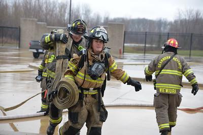 Dearborn Heights Fire Department hosts Fire Ops 101
