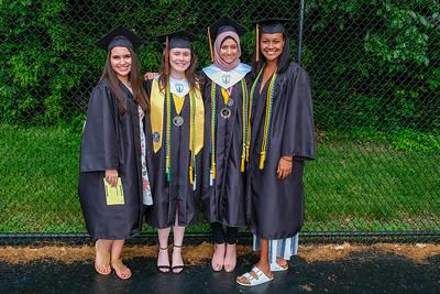 Dearborn High School graduation 2018