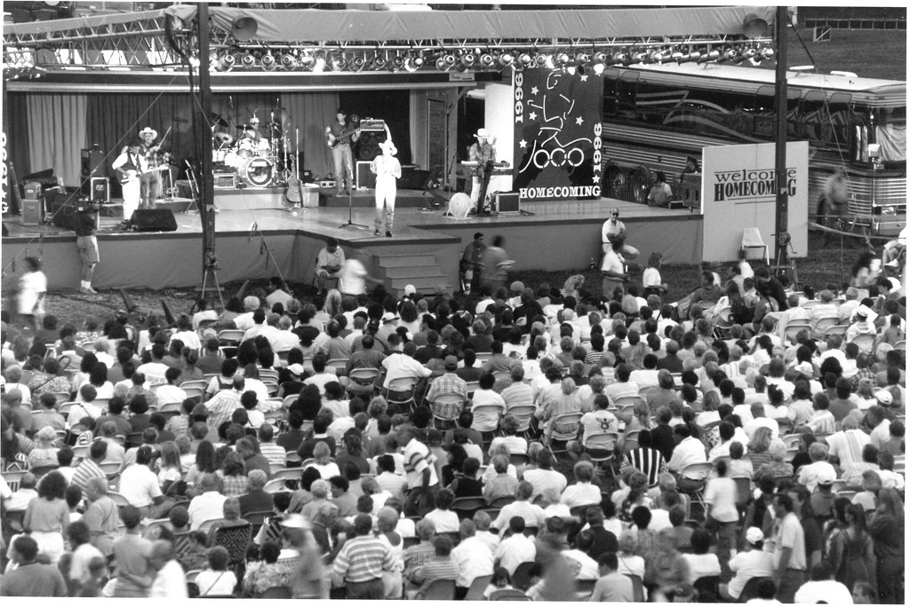 . The 39th annual Dearborn Homecoming festival is about to kick off Aug. 3. Here is a look back at some key moments from the first 38 festivals.