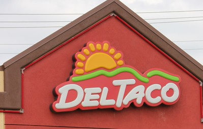 Del Taco's Epic Burrito Challenge 2018