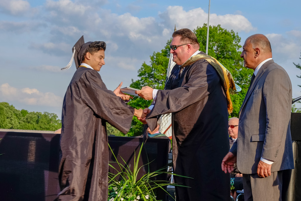 . Congratulations to the Edsel Ford High School Class of 2018! Photos by Matthew Thompson for The Press & Guide.
