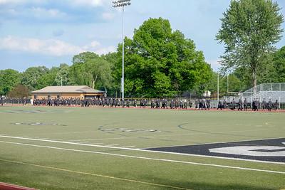 Edsel Ford  High School graduation 2018