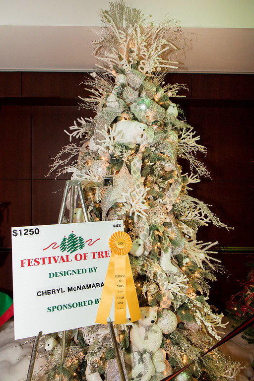 . Festival of Trees held its 2016 Preview Party Gala on Saturday, November 19 at the Ford Community & Performing Arts Center (FCPAC). The Festival of Trees is an annual benefit for the Children\'s Hospital of Michigan Foundation and runs Sunday, Nov 20 through Sunday, Nov 27 at the FCPAC. Photo by Debbie Malyn for the Press & Guide.