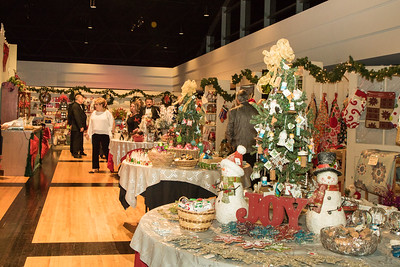 Festival of Trees held its 2016 Preview Party Gala on Saturday, November 19 at the Ford Community & Performing Arts Center (FCPAC). The Festival of Trees is an annual benefit for the Children's Hospital of Michigan Foundation and runs Sunday, Nov 20 through Sunday, Nov 27 at the FCPAC. Photo by Debbie Malyn for the Press & Guide.