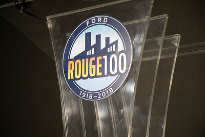 Ford Rouge 100 year celebration reception