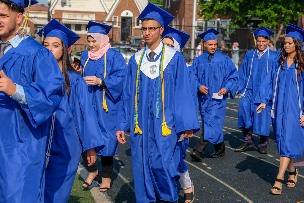 . Congratulations to the Class of 2018 at Fordson High School! Photos by Matthew Thompson for The Press & Guide