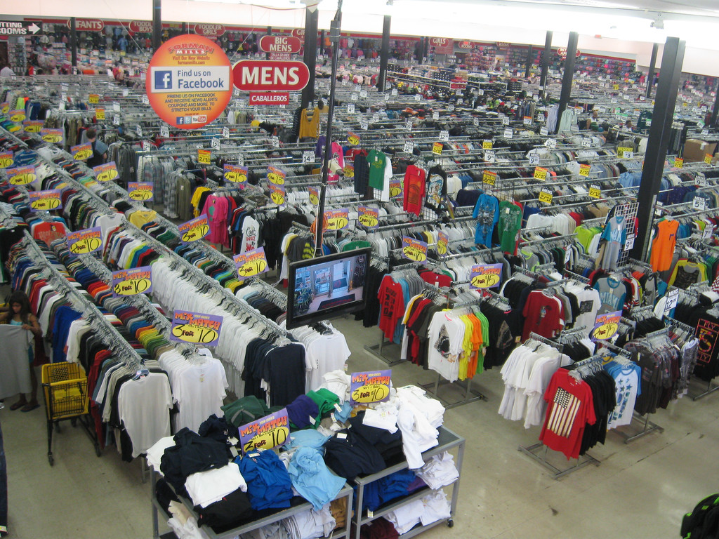 . The first Forman Mills store in Dearborn is set to open Aug. 3.  Photos courtesy of Forman Mills