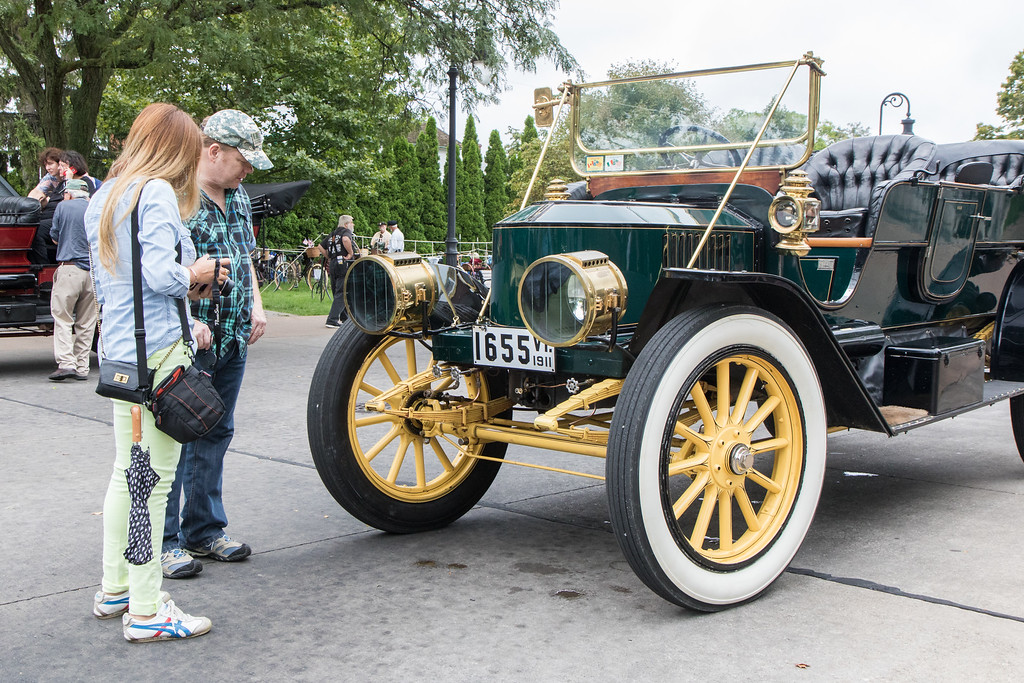 Annual Old Car Festival At Greenfield Village Press And Guide - Old car images