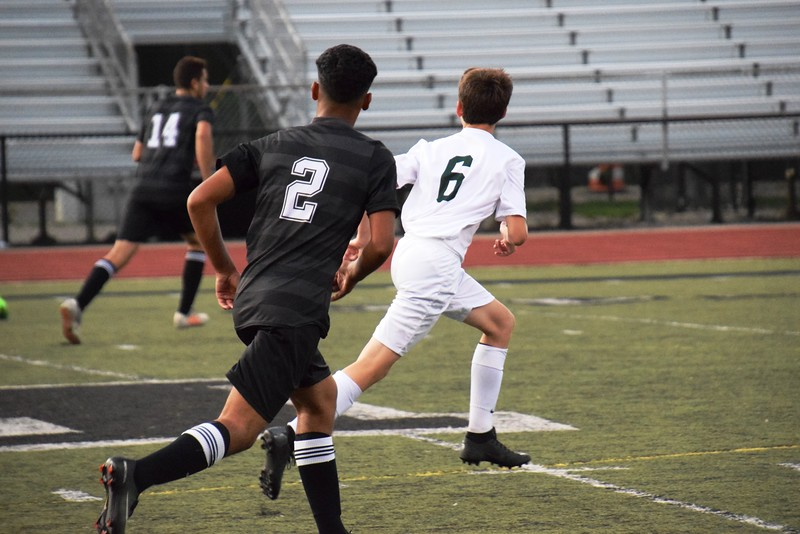 Allen Park and host Edsel Ford played to a 1-1 tie on Wednesday night in a Downriver League battle. Alex Muller - For Digital First Media