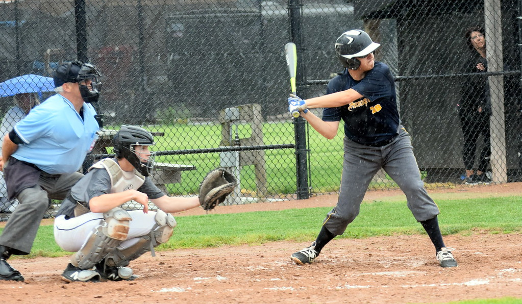 . Edsel Ford welcomed in Annapolis on Monday afternoon and defeated the Cougars by a score of 10-0. Only four innings were played due to inclement weather. Photo by Frank Wladyslawski - The Press & Guide