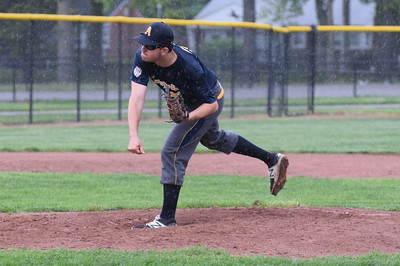 Edsel Ford welcomed in Annapolis on Monday afternoon and defeated the Cougars by a score of 10-0. Only four innings were played due to inclement weather. Photo by Frank Wladyslawski - The Press & Guide