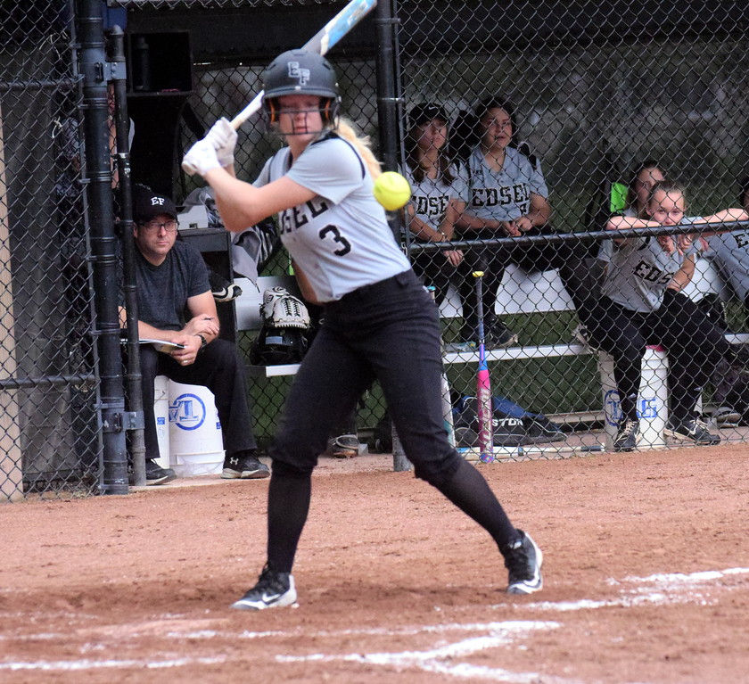 . Edsel Ford welcomed in Annapolis on Monday afternoon and defeated the Cougars by a score of 3-0. The game called after six innings due to inclement weather. Photo by Frank Wladyslawski - The Press & Guide